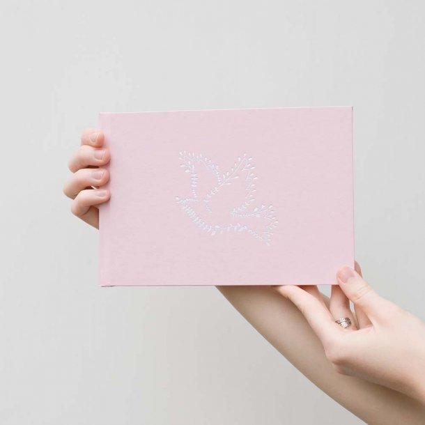 livro de convite para dindos - batismo - mim papelaria