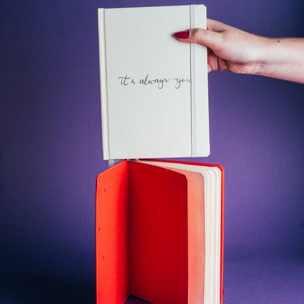 caderno a5 - coleção sweetheart - mim papelaria