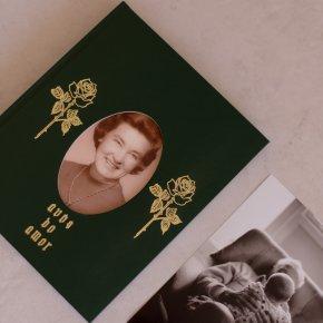 Imagem - álbum de fotos m gravação avó - coleção avós do amor - mim papelaria