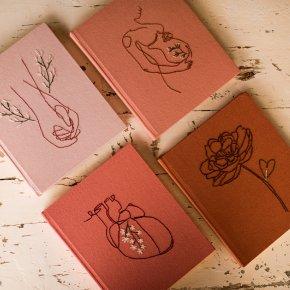 Imagem - álbum m - coleção amor de mãe - mim papelaria
