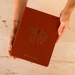 Imagem - fichário de receitas - coleção amor eterno - mim papelaria - 483