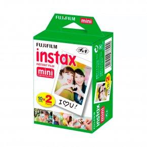 Imagem - pack de filme fuji para câmera instax colorido - 20 unidades