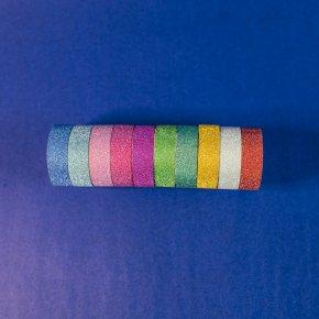 Imagem - washi tape - glitter