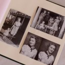 álbum de fotos big bordado verde botânico - coleção avós do amor - mim papelaria 3