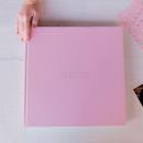 álbum de fotos big personalizado - mim papelaria