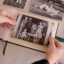 álbum de fotos p gravação avó - coleção avós do amor - mim papelaria 2