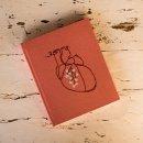 álbum m bordado - coleção amor de mãe - mim papelaria