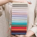 caderneta em linho - mim papelaria