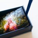 caixa m com fotos - coleção leva amor dia dos avós - mim papelaria 2