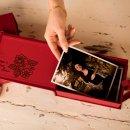 caixa p - coleção amor eterno - mim papelaria