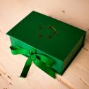 caixa para fotos p natal em família - mim papelaria 2