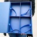 caixa para fotos memórias 4 divisórias - pronta entrega - mim papelaria 2