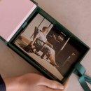 caixa para fotos p em laço gravação avó - coleção avós do amor - mim papelaria 4