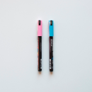 caneta posca mitsubishi 0.7mm multiuso azul