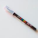 caneta posca mitsubishi 0.7mm multiuso