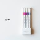 canetas emott 5 unidades 3