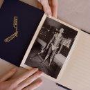cartão com fotos gravação avô - coleção avós do amor - mim papelaria 2