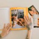 livro para fotos m personalizável - coleção amor de pet - mim papelaria 4