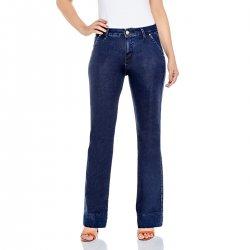 Imagem - Calça Jeans Flare