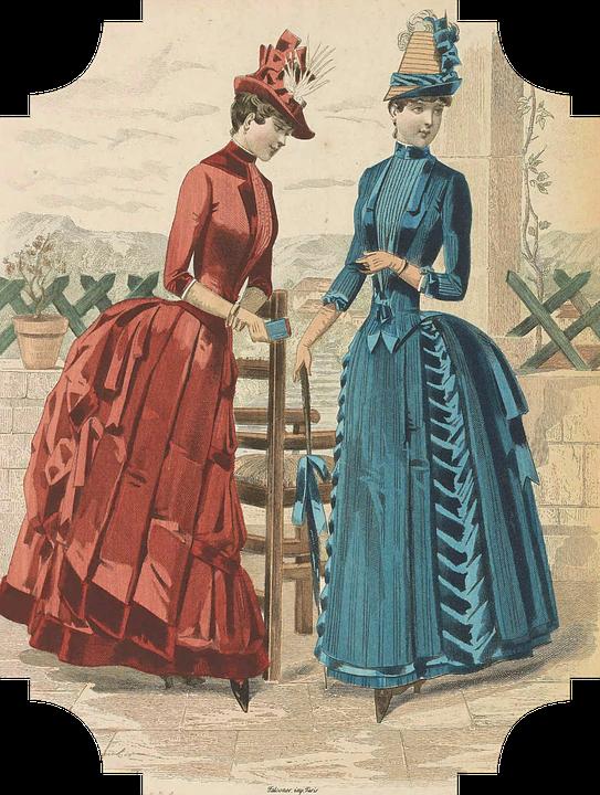 Imagem - A história da mulher e a evolução da lingerie