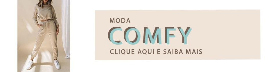 Imagem - Moda Comfy (conforto)