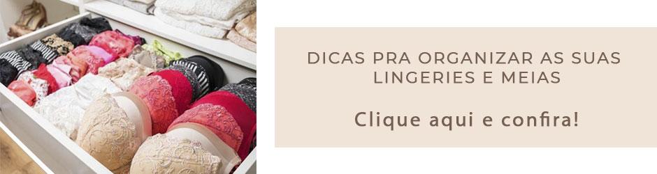 Imagem - Dicas de organização das lingeries