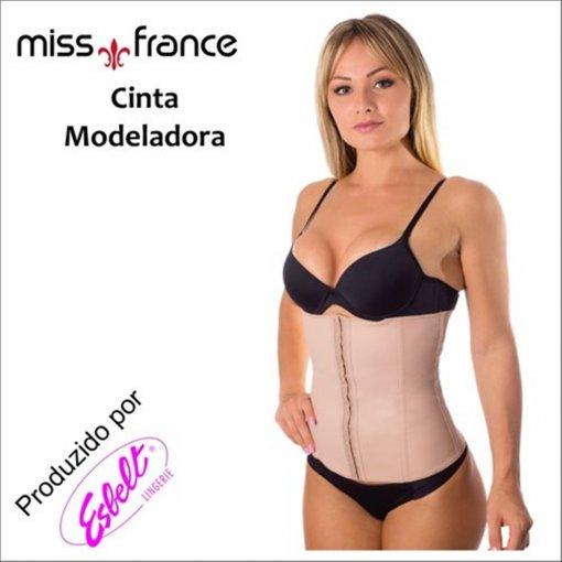Cinta Modeladora Miss France
