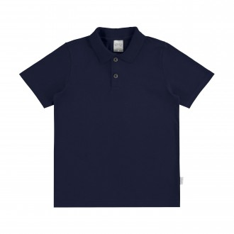 Camisa Polo De Malha Masculina Infantil - Alakazoo!