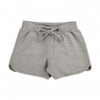 Imagem - Shorts Infantil de Moletom  - Alakazoo! - 1393387_3268-MESCLA MEDIO