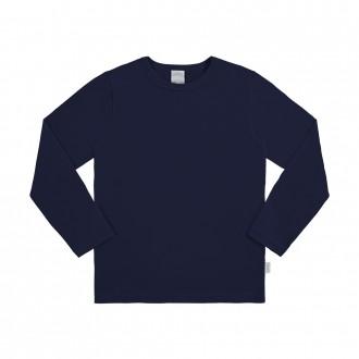 Imagem - Camiseta Basica Malha Masculino Lunelli - 1393488_16062-MARINHO ACTION