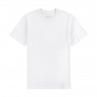 Camiseta Meia Malha Penteada - FICO- LUNENDER