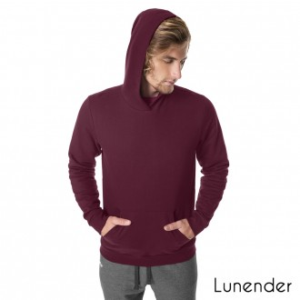 Blusão Basico Com Capuz Lunelli