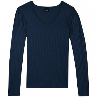 Blusa feminina canelada  big - WEE!