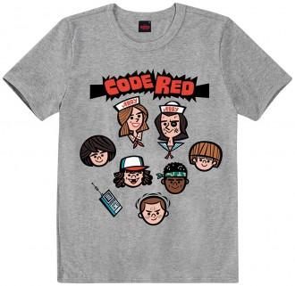Camiseta Masculina Juvenil Stranger Things® - Malwee