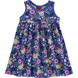 Imagem - Vestido Para Bebê - KYLY - 1532263_6832--AZULMONACO