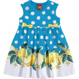 Vestido De Cotton Para Bebê - KYLY