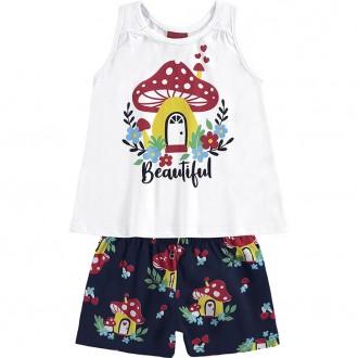 Imagem - Conjunto Feminino Para Bebê - KYLY - 1532220_00001-BRANCO