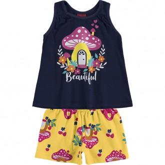 Conjunto Feminino Para Bebê - KYLY