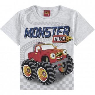 Camiseta Malha Masculino Infantil Kyly