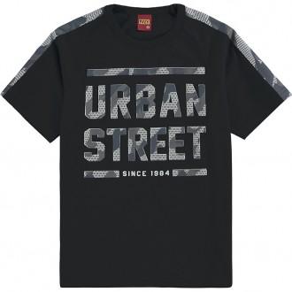 Imagem - Camiseta Masculina Infantil - KYLY - 1532240_9010-PRETO