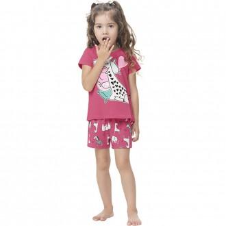 Imagem - Conjunto Pijama Feminino Infantil Brilha no Escuro Kyly - 1532238_40054-ROSACONFETTI