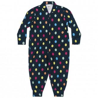 Pijama Macacão Microsoft Infantil Elian
