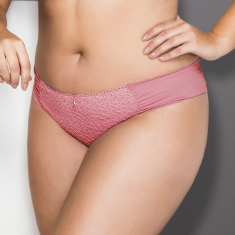 Imagem - Calcinha Biquini Plus Size Drappe Dilady - 173439_365 ROSE