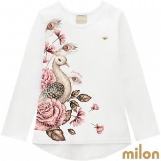 Conjunto Feminino Malha Infantil Milon - Kyly