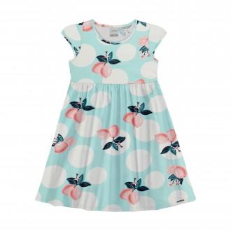 Vestido de Malha Infantil - Alakazoo!