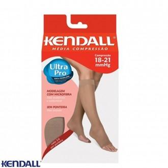 Meia Média Compressão 3/4 Kendall sem ponteira