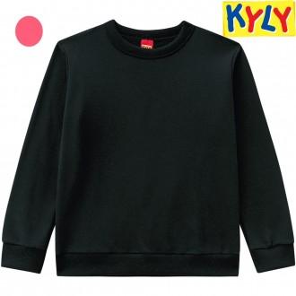 Blusão de Moletom Básico Kyly