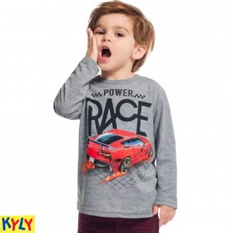 Imagem - Camiseta meia malha -KYLY - 1031884_0020-MESCLA
