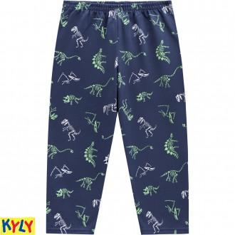 Pijama meia malha dinossauro - KYLY