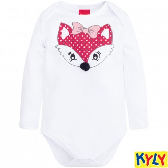 Conjunto Body Feminino Infantil Kyly